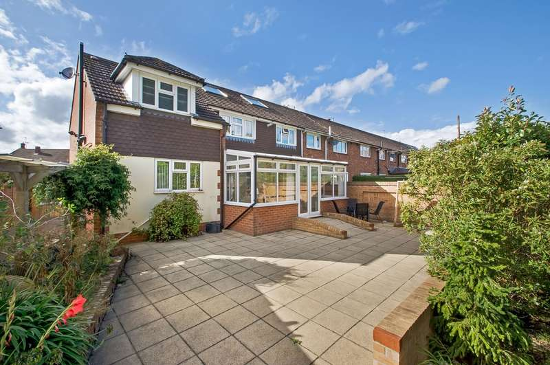 5 Bedrooms End Of Terrace House for sale in Drayton, Hampshire