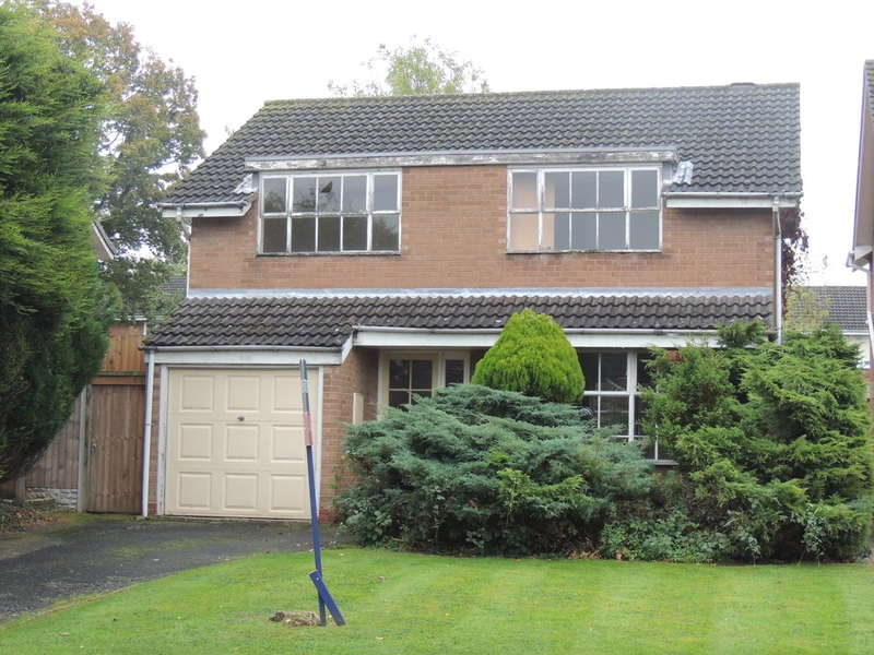 4 Bedrooms Detached House for sale in Starbold Crescent, Knowle, Solihull