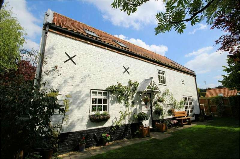 4 Bedrooms Detached House for sale in Pudding Gate, Bishop Burton, Beverley, East Riding of Yorkshire