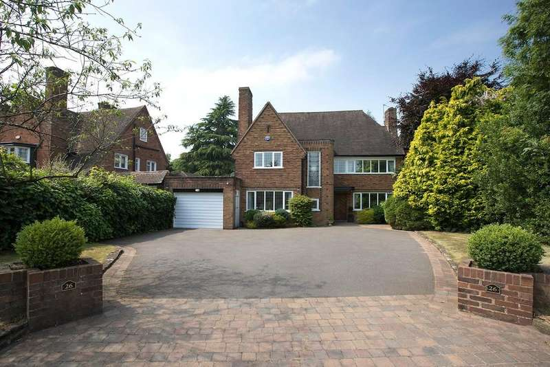 5 Bedrooms Detached House for sale in Lady Byron Lane, Knowle
