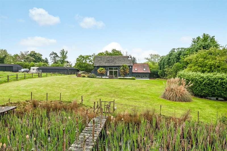 4 Bedrooms Detached House for sale in Horsham Road, Capel, Dorking, Surrey, RH5