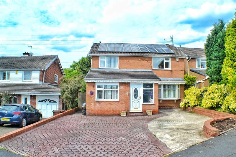6 Bedrooms Detached House for sale in Durham Drive, Ashton-under-Lyne, Greater Manchester, OL6