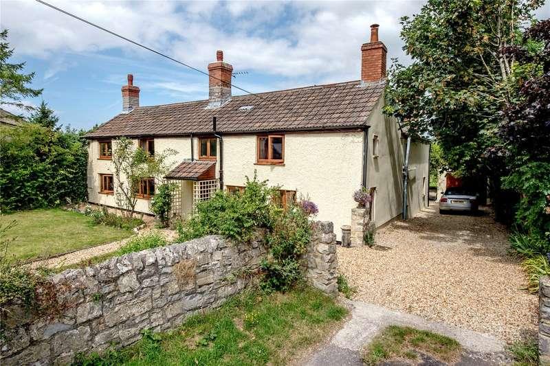 4 Bedrooms House for sale in Hector Stones, Woolavington, Bridgwater, Somerset, TA7