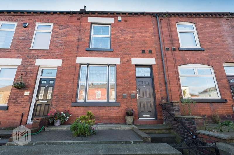 2 Bedrooms Terraced House for sale in Bolton Road, Kearsley, Bolton, BL4
