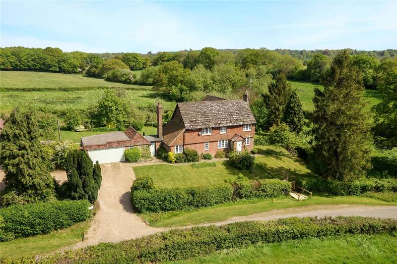 4 Bedrooms Detached House for sale in Wimland Road, Faygate, Horsham, West Sussex, RH12