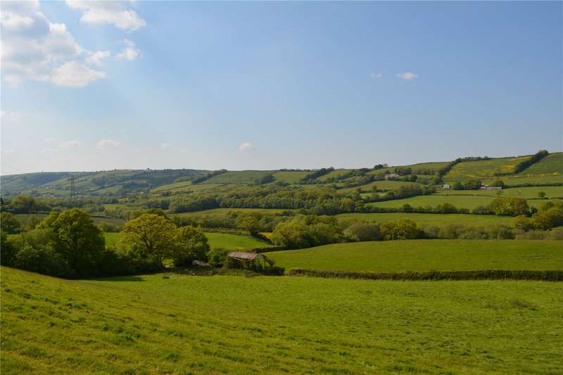 Land Commercial for sale in Fleeds Farm - Lot 3, Clayhanger, Tiverton, Devon, EX16