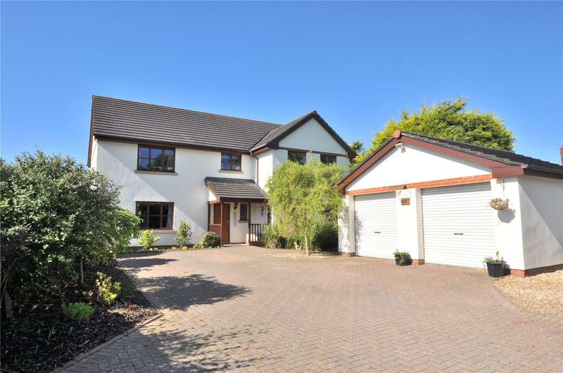 5 Bedrooms House for sale in Nomansland, Tiverton, Devon, EX16