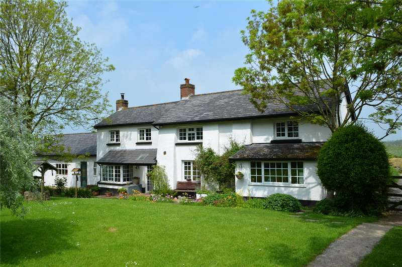 5 Bedrooms House for sale in Washford Pyne, Crediton, Devon, EX17