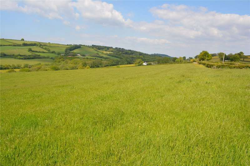 Land Commercial for sale in Fleeds Farm - Lot 4, Clayhanger, Tiverton, Devon, EX16