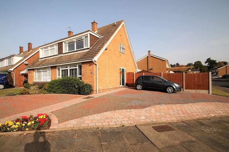 2 Bedrooms Bungalow for sale in Margate Road, Ipswich