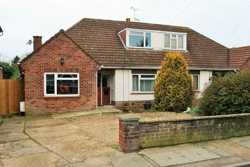 3 Bedrooms Bungalow for sale in Nayland Road, Mile End, Colchester