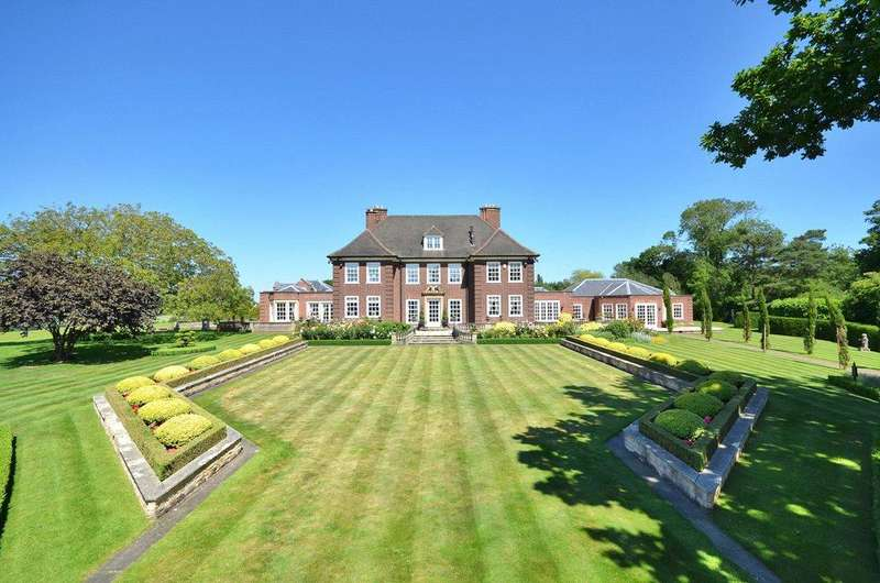 6 Bedrooms Detached House for sale in Oxton Hill, Southwell, Nottinghamshire, NG25