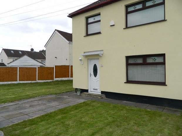 3 Bedrooms End Of Terrace House for sale in South Cantril Avenue, Liverpool, L12