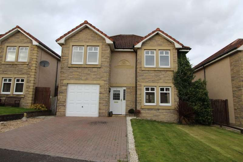 3 Bedrooms Detached House for sale in Beechwood Court, Glenrothes, KY7