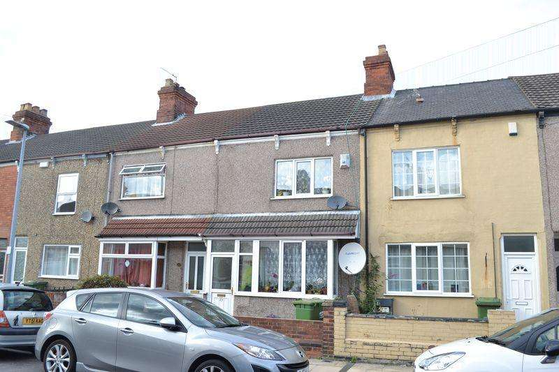 3 Bedrooms Terraced House for sale in Garner Street, Grimsby
