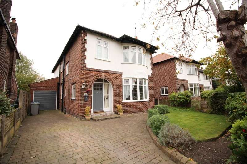 4 Bedrooms Detached House for sale in Meadow Bank, Timperley, Altrincham, WA15