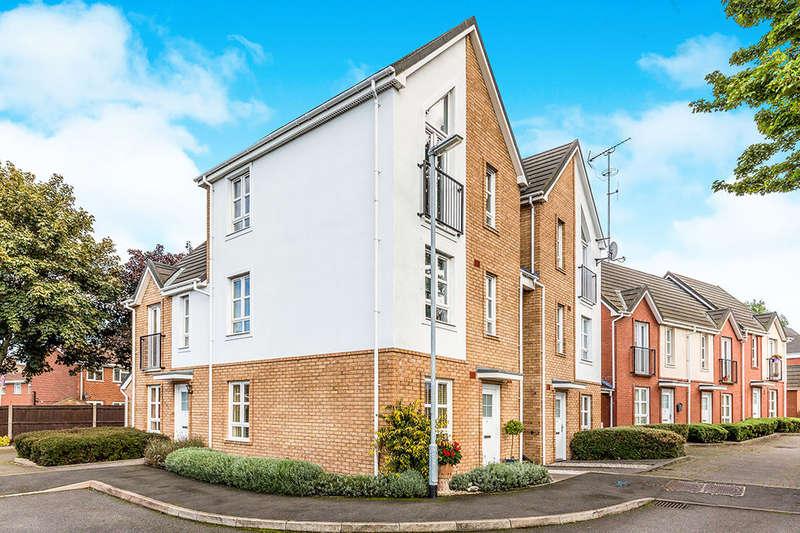 1 Bedroom Flat for sale in Heathlands Grange, BURTON-ON-TRENT, DE15