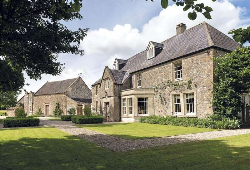7 Bedrooms House for sale in Ashley Green, Little Ashley, Bradford-on-Avon, Wiltshire