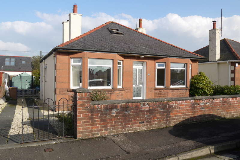 2 Bedrooms Detached Bungalow for sale in Highfield Avenue, Prestwick, KA9