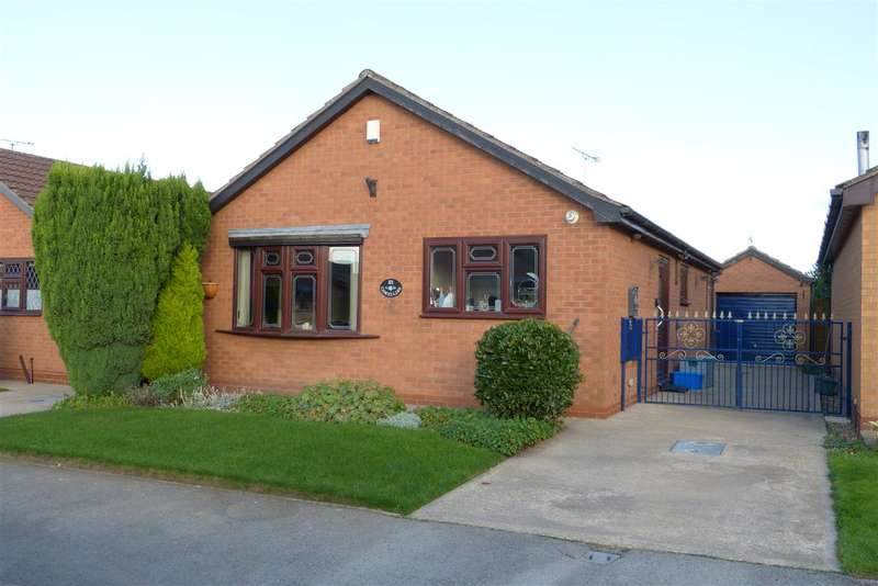 2 Bedrooms Bungalow for sale in Allison Close, Messingham