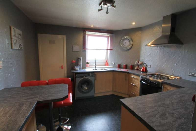 1 Bedroom Flat for sale in Thornhill, Johnstone