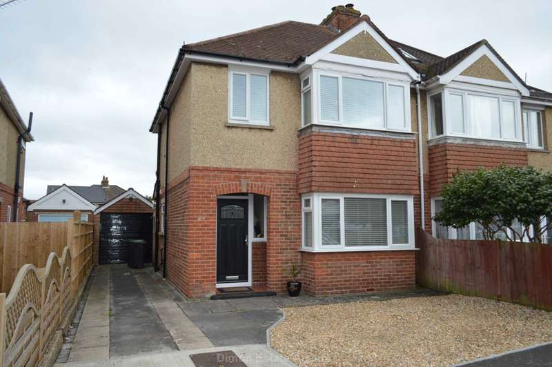 3 Bedrooms Semi Detached House for sale in Charlesbury Avenue, Alverstoke