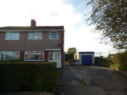 3 Bedrooms Semi Detached House for sale in Cavalier Drive, Blacon, Chester, Cheshire, CH1