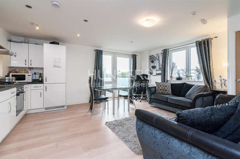 2 Bedrooms Flat for sale in Flowers Close, London, NW2 7FG