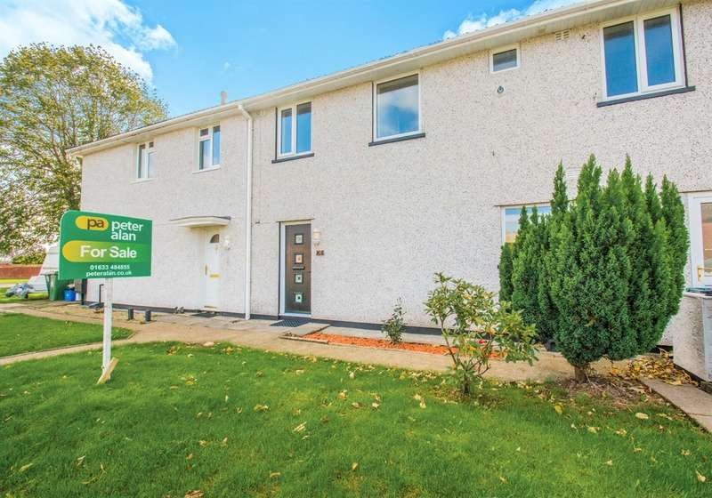 3 Bedrooms Terraced House for sale in Court Farm Road, Llantarnam, Cwmbran