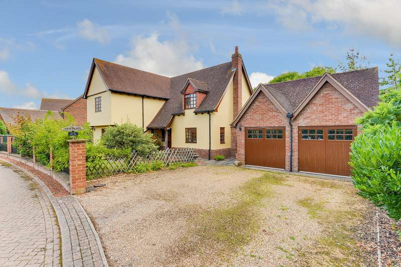 3 Bedrooms Detached House for sale in Moat Lane, Melbourn, Melbourn, SG8
