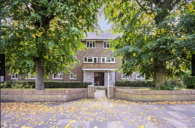 2 Bedrooms Flat for sale in Creffield Road, Acton, London, W3 9PX