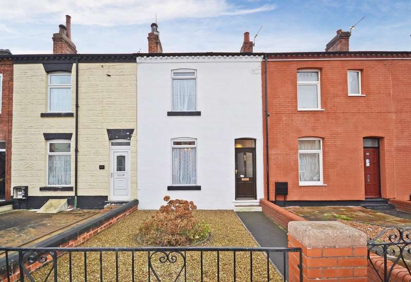 2 Bedrooms Terraced House for sale in Regent Street, Wakefield