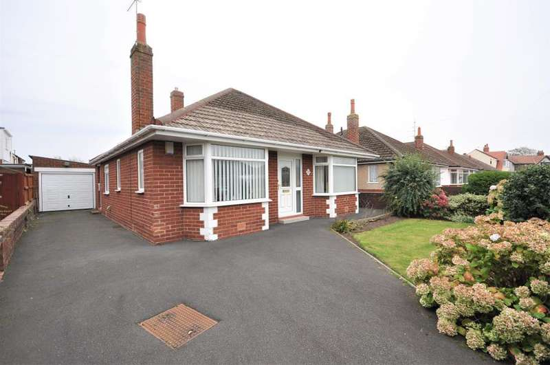 3 Bedrooms Detached Bungalow for sale in Formby Road, St Annes, Lytham St Annes, Lancashire, FY8 3AL