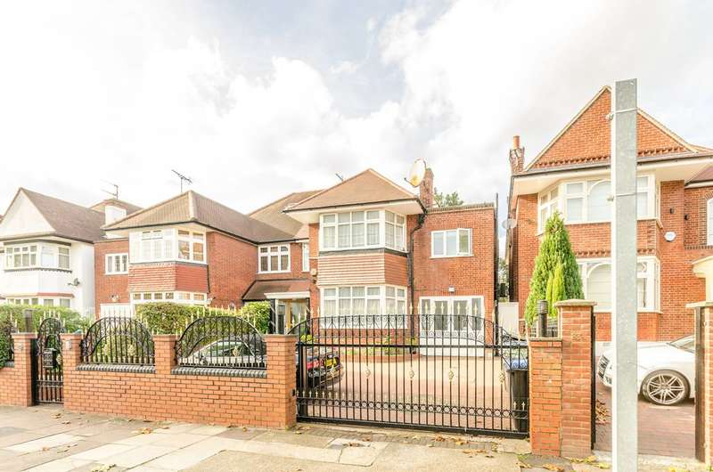 7 Bedrooms House for sale in Brondesbury, Brondesbury, NW6