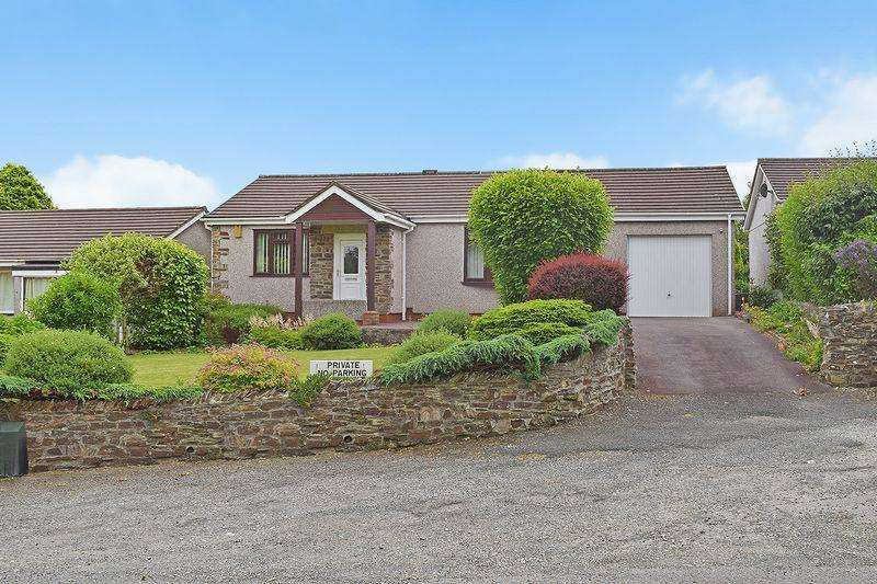 4 Bedrooms Detached Bungalow for sale in St Ive, Liskeard
