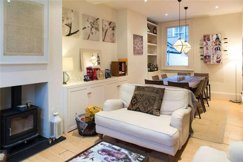3 Bedrooms Terraced House for sale in Burnthwaite Road, London