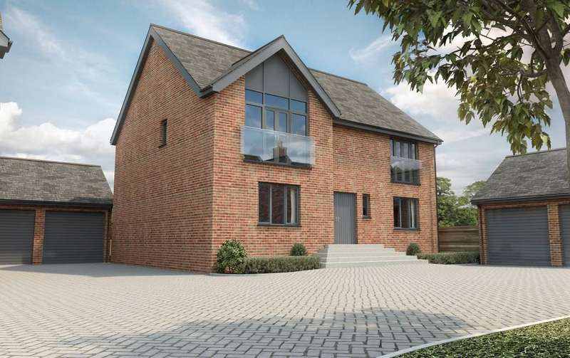 5 Bedrooms Detached House for sale in Thornbury House, Friday Lane, Barston