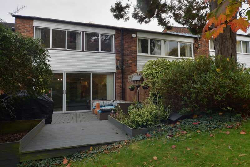 3 Bedrooms Terraced House for sale in Lingwood Close, Southampton, Hampshire, SO16