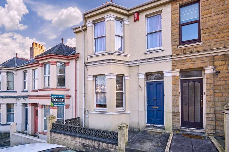 4 Bedrooms Terraced House for sale in Lipson Road, Plymouth PL4