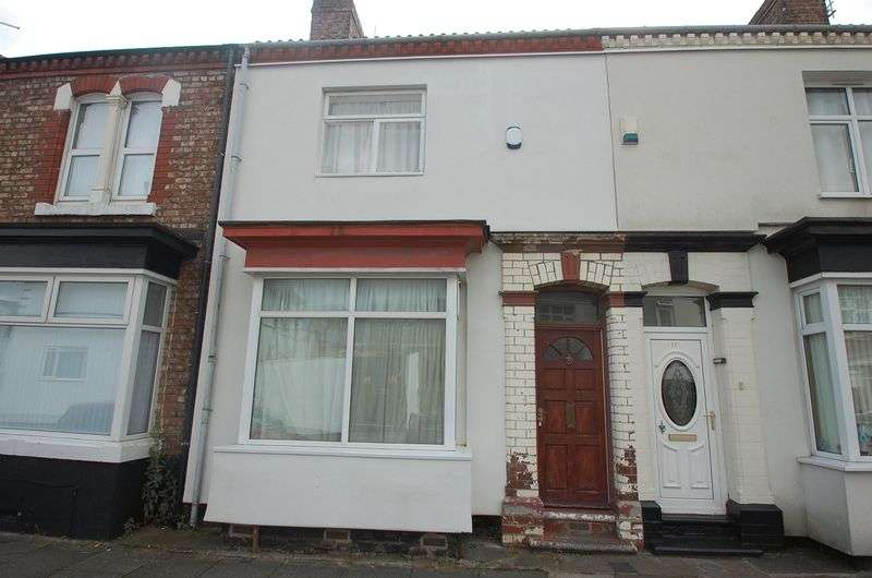2 Bedrooms Property for sale in Stainsby Street Thornaby, Stockton-On-Tees