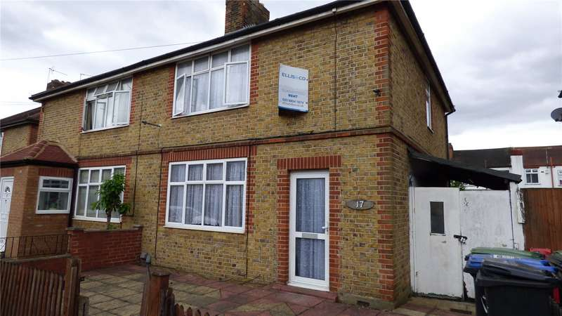3 Bedrooms Semi Detached House for sale in Northern Avenue Edmonton London N9