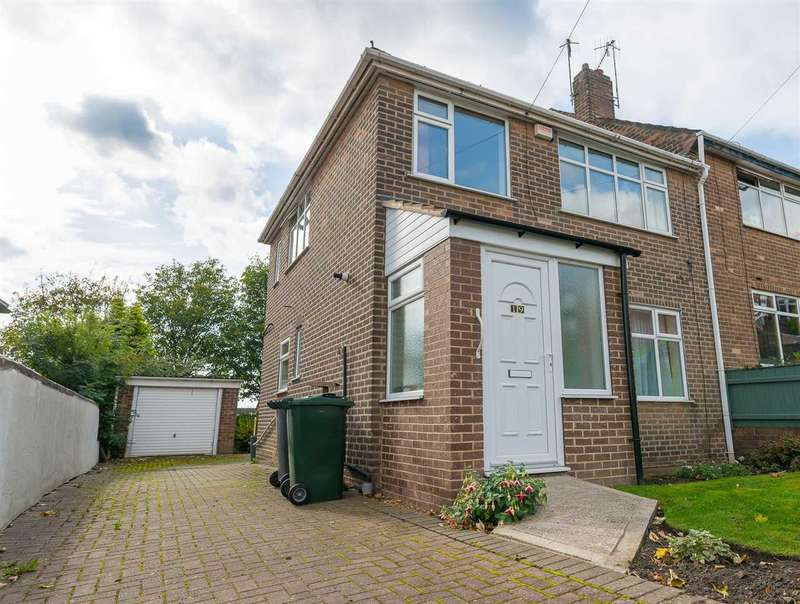 3 Bedrooms Semi Detached House for sale in Regent Street, Rotherham