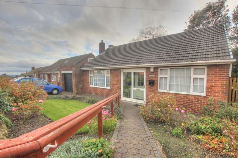 3 Bedrooms Detached Bungalow for sale in Wrekenton Row, Gateshead, NE9