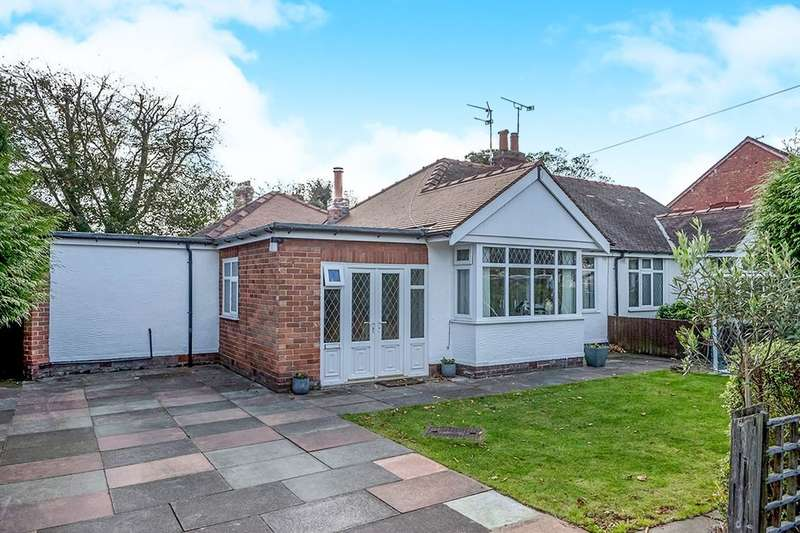 3 Bedrooms Semi Detached Bungalow for sale in Graburn Road, Formby, Liverpool, L37