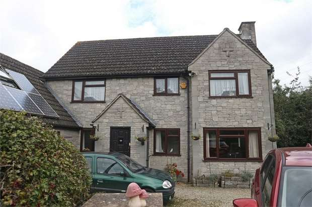 4 Bedrooms Detached House for sale in Dianmer Close, Hook, Swindon, Wiltshire