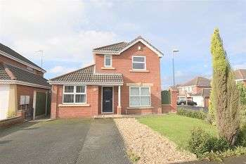 3 Bedrooms Detached House for sale in Spitfire Way, Tunstall, Stoke-on-Trent, , ST6 5XQ