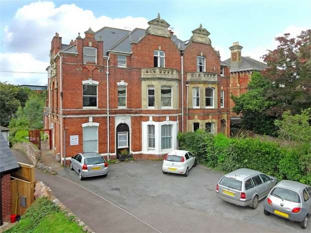 1 Bedroom Flat for sale in Denmark Road, St Leonards, EXETER, Devon