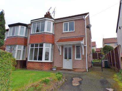 3 Bedrooms Semi Detached House for sale in Marine View, Rhos On Sea, Colwyn Bay, Conwy, LL28