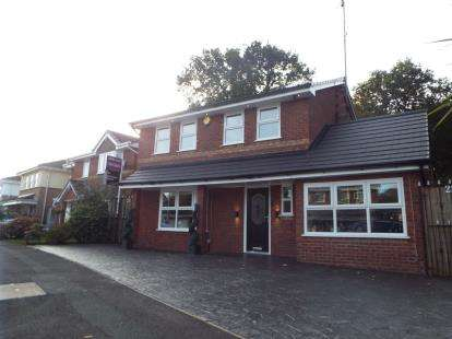 4 Bedrooms Detached House for sale in Craven Lea, Liverpool, Merseyside, England, L12