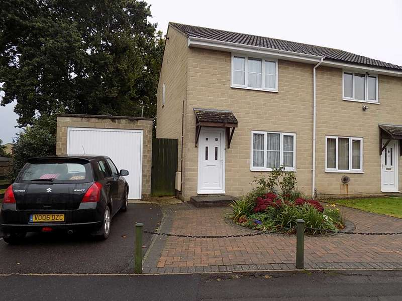 2 Bedrooms House for sale in Britannia Way, Chard
